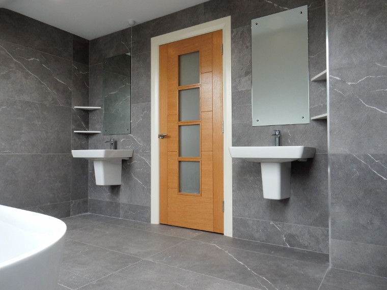 modern bathroom ireland